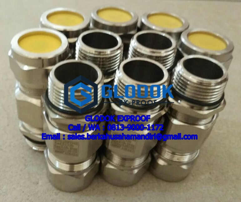 Cable Gland Armoured