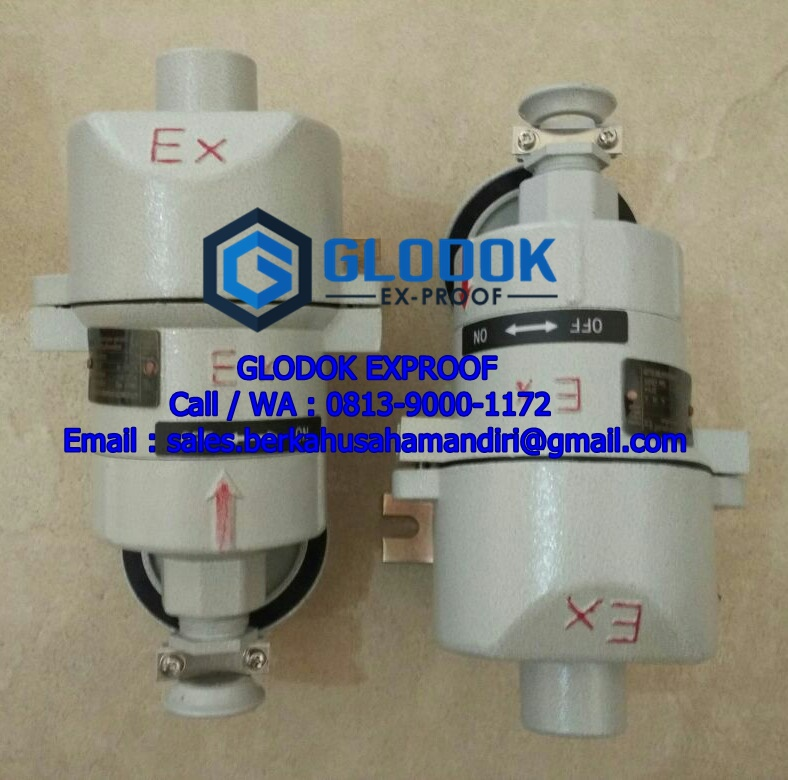 HELON AC Series 16-32A Explosion Proof