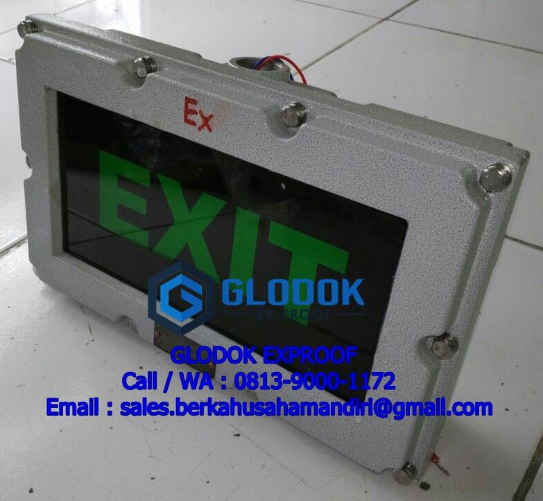 HELON BBD51 Exit Lamp LED