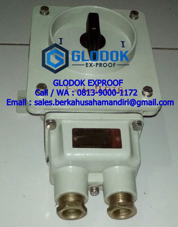 HRLM EEW BHZ51 Selector Switch
