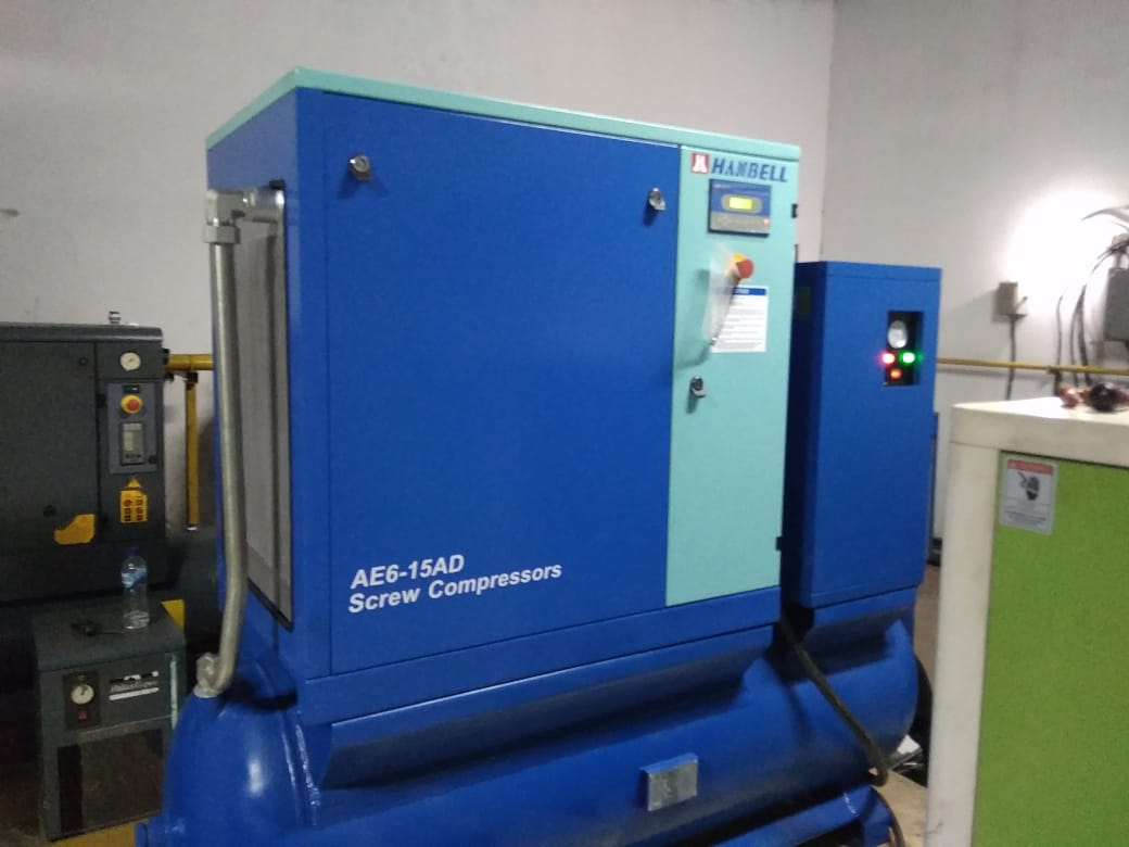 Air Screw Compressor AD Series